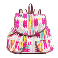 Neon Indian Backpack
