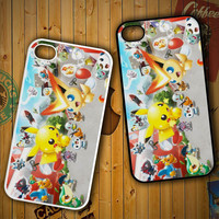 Pokemon X1182 LG G2 G3, Nexus 4 5, Xperia Z2, iPhone 4S 5S 5C 6 6 Plus, iPod 4 5 Case
