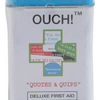 Quotes Ouch! Band-Aids   Wet Seal
