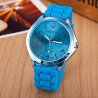 Women Man Watch Fit for everyone.Many colors choose.HOT SALES = 4487335556