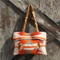 Bohemain Vintage Large Leather Bags & Jewelry