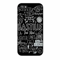 bastille fav song iphone 5 5s 4 4s 5c 6 6s plus cases