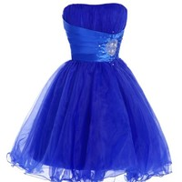 CHEAP! Homecoming Bridal Prom Gown Short Graduation Evening Party Cocktail Dress