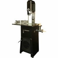 Sportsman Electric Meat Cutting Band Saw and Grinder
