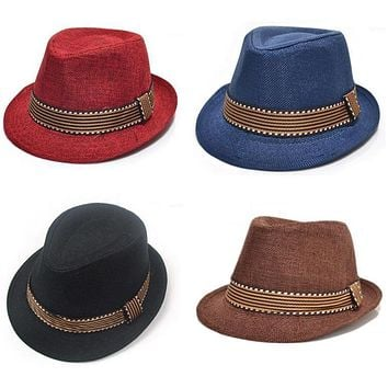 Baby Children Fedora Hat (Multiple Colors and Patterns!)