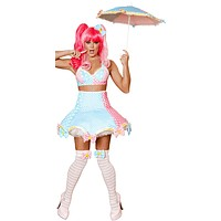 Sexy Katy Perry Part Of Me Tour Halloween Costume