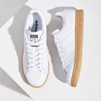adidas Originals Stan Smith Gum-Sole Sneaker- White W