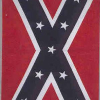 Rebel Flag Beach Towel