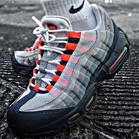 NIKE Air max 95 new product hot sale cushion men's and women's basketball shoes sneakers