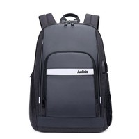 School Backpack trendy Men Backpack Back To School Bags For Boys Laptop Bagpack Anti Theft Backpacks For Teenagers Backpack Male Backbag Boy Schoolbag AT_54_4
