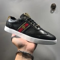 Versace Low Top Speed Sneakers Dsu6734 - Best Online Sale