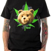 Ted T-Shirt - Pot Leaf