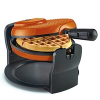 Bella Housewares   Breakfast Collection Rotating Waffle Maker in Waffle Irons and Countertop Electrics and kitchen appliances, colorful appliances, toasters, juicers, blenders