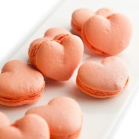 Heart-Shaped Amore Macarons | Desserts & Snacks | Dean & DeLuca