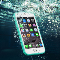 For iPhone 6 6S Plus Waterproof Case life Water Proof Cases 5 5S SE Shockproof Anti-dirt Phone Cover Case 6S 7 7plus 6splus 5 se