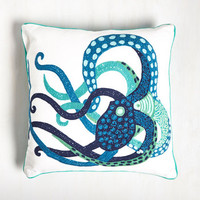 Nautical Pacific Pairing Pillow by Karma Living from ModCloth