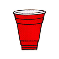 Red Cup Patch