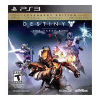 Destiny The Taken King (Legendary Edition) PS3 Video Game