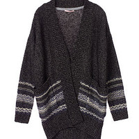 Open Cocoon Cardi - Cozy Sweaters - Victoria's Secret