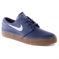 Nike Skateboarding Zoom Stefan Janoski Shoes - Blue Recall/white at Urban Industry
