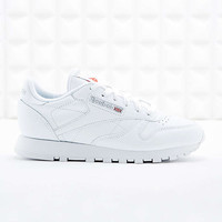Reebok Classic White Leather Trainers - Urban Outfitters