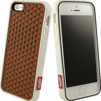 Vans Waffle Sole Sneaker Shoe Tread White Case Rubber Skin For Apple Iphone 5