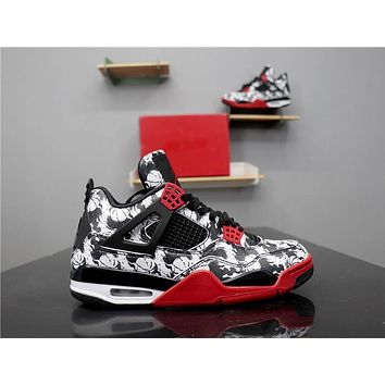 "Air Jordan 4 Retro Sngloy BQ0897-006 ""Tattoo"""