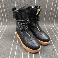 Newest Nike SF Air Force 1 High AF1 HI Black Functional Boots AA3965-001