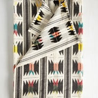 Boho Beat Front Property Blanket by ModCloth