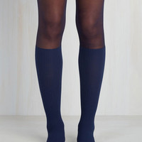 Chic in the Knees Tights