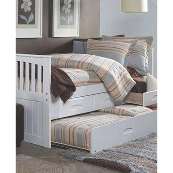 Avery Twin Size Captains Bed