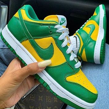 Nike SB Dunk Low dunk series retro low-top casual sports skateboard shoes sneakers