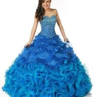 New Quinceanera Formal Prom Party Ball Gown Wedding Dress Custom All Size 2-22