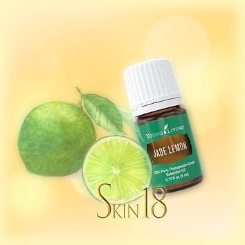 Jade Lemon Essential Oil Single