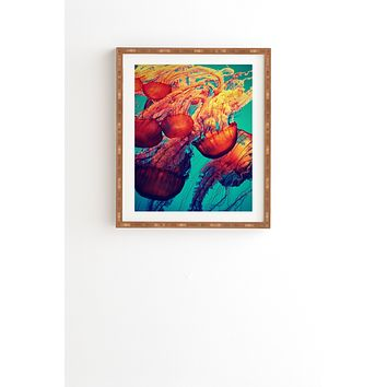 Krista Glavich Jellyfish 7 Framed Wall Art