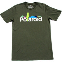 Altru Apparel Polaroid Nature mens shirts (M Only)