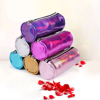 Holographic Cosmetic bag New Waterproof makeup bags for women cosmetic purse travel organizer small cosmetic pouch toiletry bag