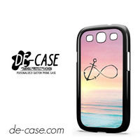 Infinity Anchor For Samsung Galaxy S3 Case Phone Case Gift Present YO