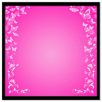 Butterfly Background, Overlay, Digital Scrap Book, Photoshop Overlays, Portraits, Card Making, Invitations