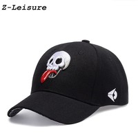 Trendy Winter Jacket Summer European Embroidery  Baseball Hat Male Cap Dad Hat  Cotton  Snapback Anime Lovers Cap Men Women BC1887 AT_92_12