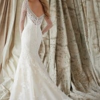 Bridal Gowns – Designer AF Couture – Wedding Dress Style 1321