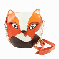 What Does the Fox Say? Chain Bag