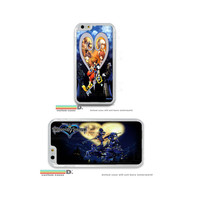 Kingdon Hearts Cover,  Custom Phone Case for iPhone 4/4s, 5/5s, 6/6s+ and iPod Touch 5