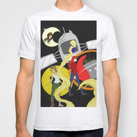 The Lunar Chronicles T-shirt by The Art Of Young Adult