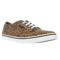 Vans Atwood Low Women's Skate Shoes, Cheetah, 9.5 US / 40.5 EU
