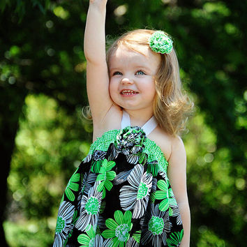 Little Girls Dress for Summer in sizes 3 months to 5 years