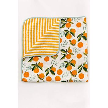 Reversible Quilts - Clementine