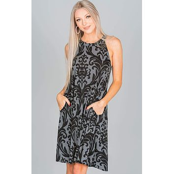 Damask Sundress