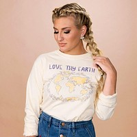 Love Thy Earth Long Sleeve Shirt