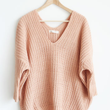 Orabelle Knit Sweater